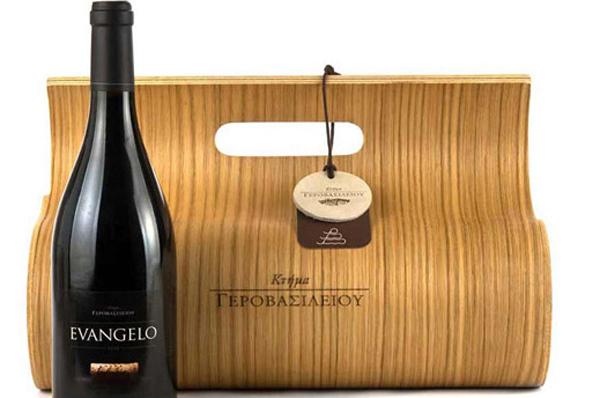 红酒创意包装设计欣赏